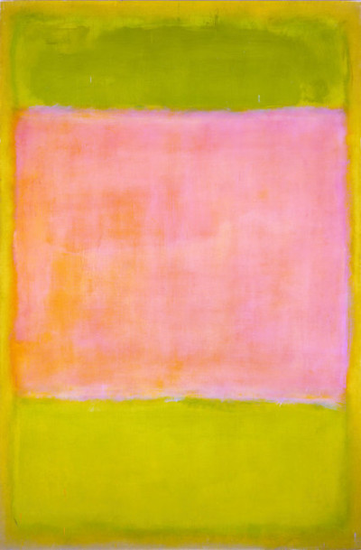 UNTITLED, 1954, ROTHKO