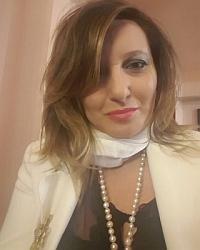 Irene Battaglini : Pittrice, Saggista, Docente di Psicologia dell'arte