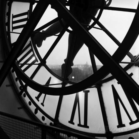© Tom Artin, La grande horloge d'Horsay