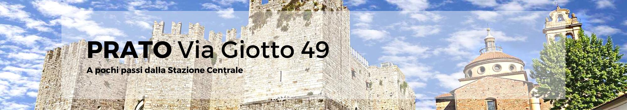 PRATO Via Giotto 49